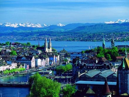 Групповой тур в Швейцарию «Элегантная Швейцария - Макси+БОНУС 2 прогулки»