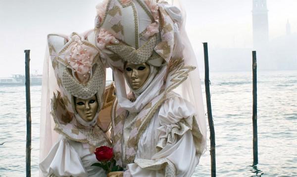 Карнавал в Венеции 2014
